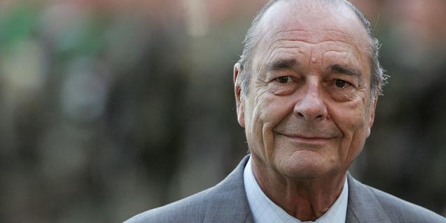 Жак Ширак.