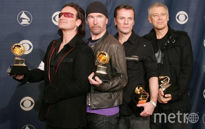 U2. Фото Getty