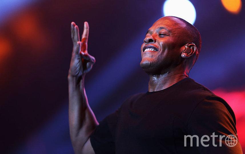 Dr. Dre. Фото Getty