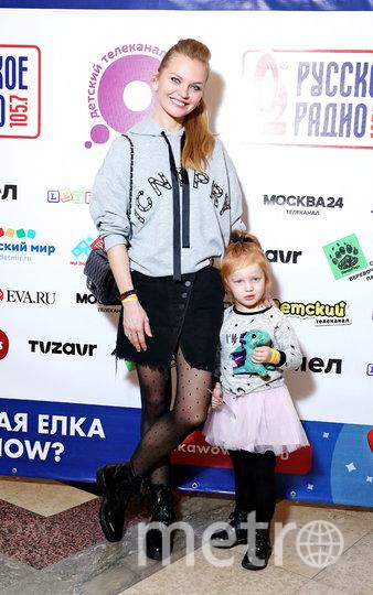 Елена Кулецкая, модель, телеведущая, мама двух дочек: Ники (3 года) и Саша (1,8 года). Фото предоставлено агентом Елены Кулецкой