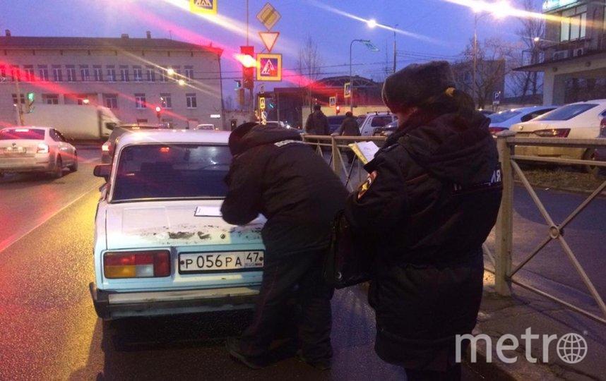 Фото: МВД РФ по Санкт-Петербургу и Ленобласти.