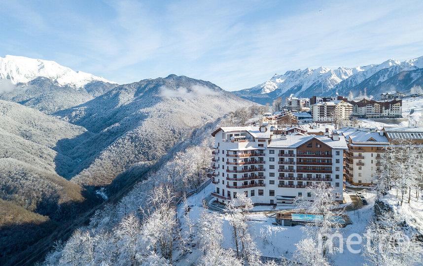 """Green Flow Hotel — единственный российский отель, который входит в международную ассоциацию """"Healing Hotels of the World"""". Фото предоставлено пресс-службой отеля Green Flow"""