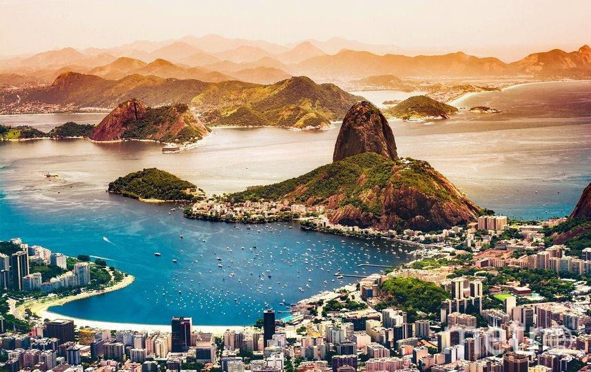 Рио-де-Жанейро. Фото pixabay.com