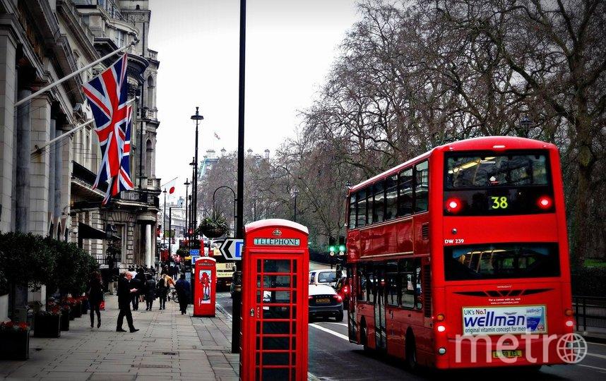Лондон. Фото pixabay.com
