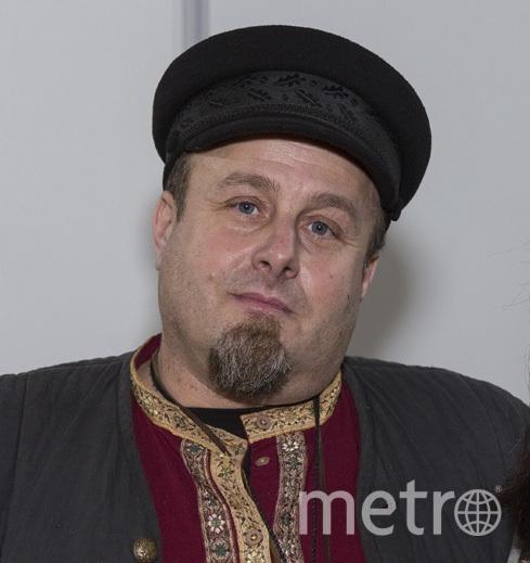 "Юрий Москалев. Фото Алена Бобрович, ""Metro"""