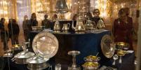 Клад Нарышкиных за 190 млн показали в Петербурге