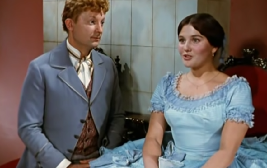 """Кадры фильма """"Женитьба Бальзаминова"""", 1964 год. Фото Скриншот Youtube"""