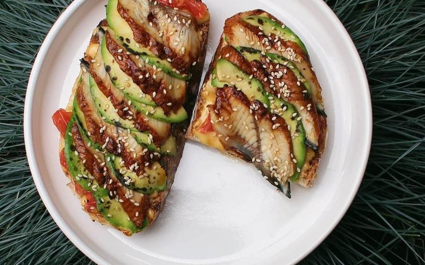 Оригинальные тосты получаются невероятно нежными и вкусными. Фото предоставлено рестораном Made In China