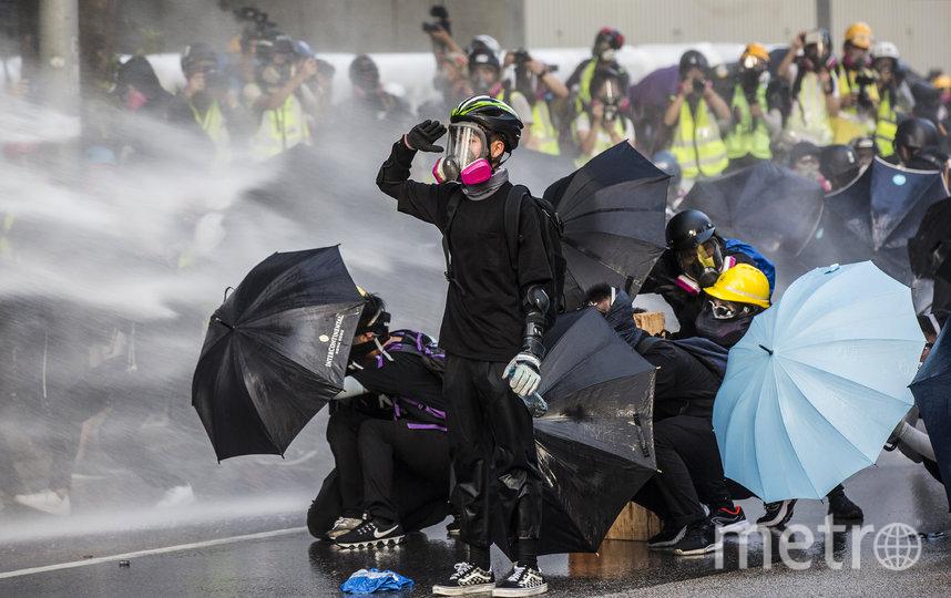 В 2019 году массовые акции протеста проходили по всему миру. Фото AFP