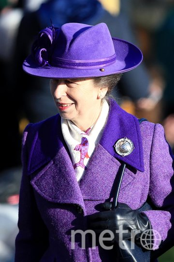 Принцесса Анна. Фото Getty
