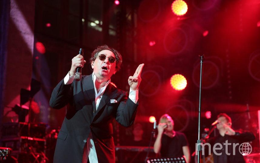 31 декабря за час до полуночи зрители Москвы 24 начнут провожать уходящий год под выступление Григория Лепса. Фото пресс-служба канала Москва 24