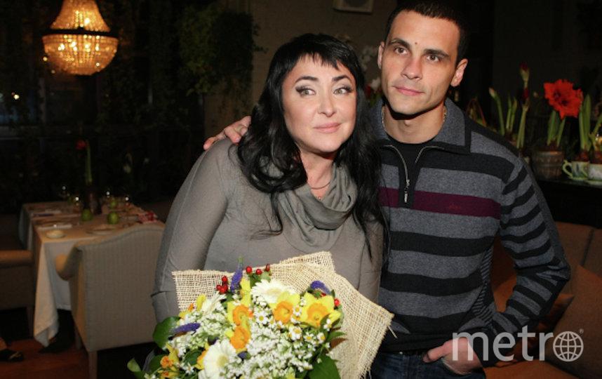 Лолита Милявская и Дмитрий Иванов. Фото РИА Новости
