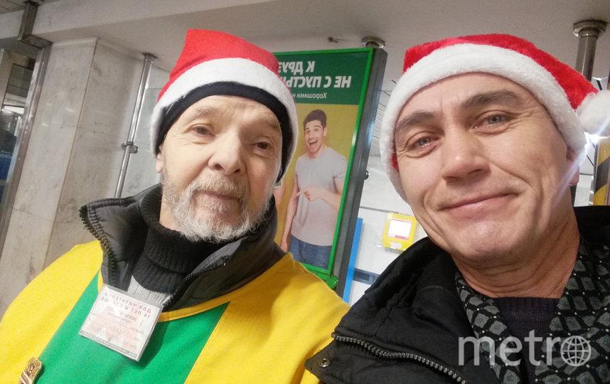 """""""Эльф"""" Михаил (""""Свиблово""""). Фото Юрия Охотникова"""