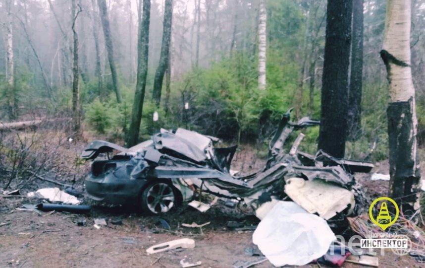 В результате ДДТП погибли двое мужчин. Фото vk.com/dorinspb