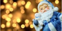 Деда Мороза в 3D смогут нарисовать в Петербурге