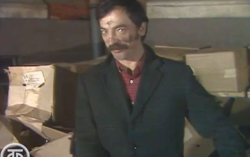 Михаил Боярский в молодости. Фото Скриншот Youtube