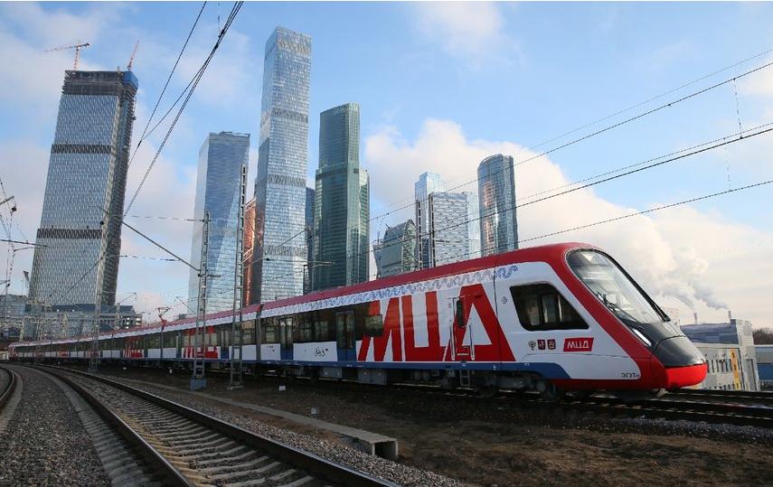 За месяц работы МЦД жители московского региона сэкономили почти 100 млн рублей. Фото Василий Кузьмичёнок