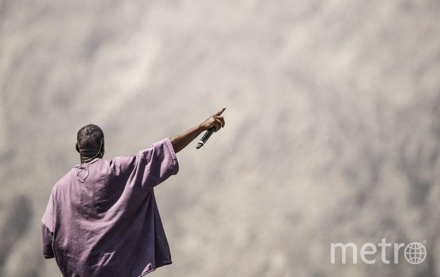 Канье Уэст. Фото Getty