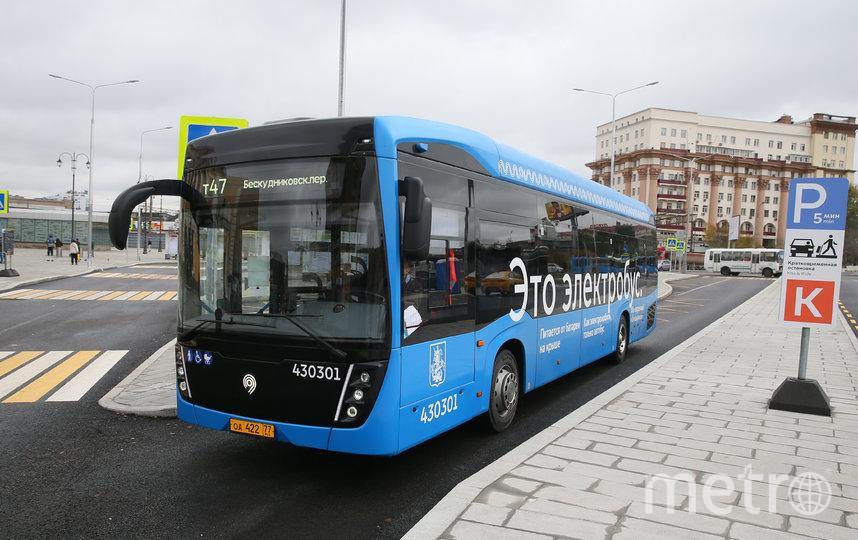"""Больше 100 автобусов экологического класса """"Евро-5"""" будет в следующем году курсировать по 16 новым маршрутам. Фото все - Василий Кузьмичёнок, пресс-служба «Острова мечты», stroi.mos.ru, """"Metro"""""""