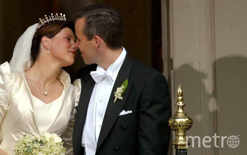 Ари Бен и Мария Луиза. Фото Getty