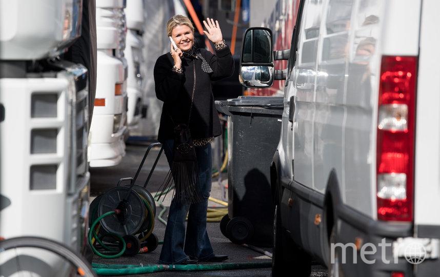 Коринна Шумахер в 2016-м году. Фото Getty