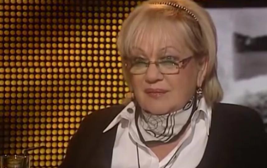 Галина Волчек, фотоархив. Фото Все - скриншот YouTube