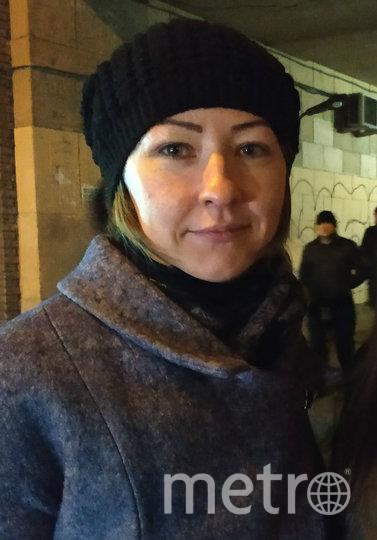 """Юлия, 36 лет, бухгалтер. Фото Наталья Сидоровская, """"Metro"""""""