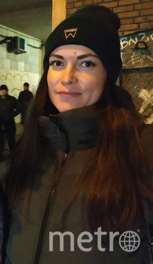 """Вероника, бухгалтер, 27 лет. Фото Наталья Сидоровская, """"Metro"""""""