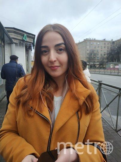 """Мария, 24 года, исполнительный директор медицинского центра. Фото Наталья Сидоровская, """"Metro"""""""