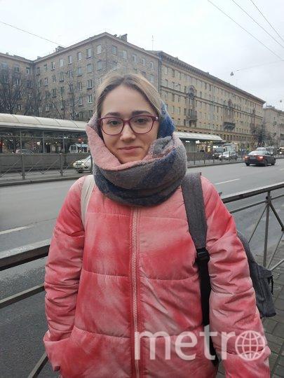 """Анна, 23 года, студентка. Фото Наталья Сидоровская, """"Metro"""""""