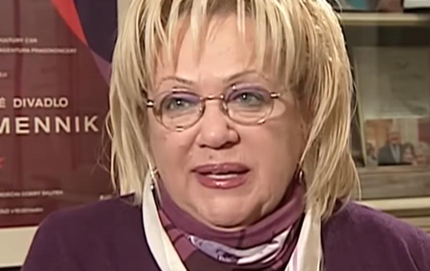Галина Волчек. Фото Скриншот Youtube