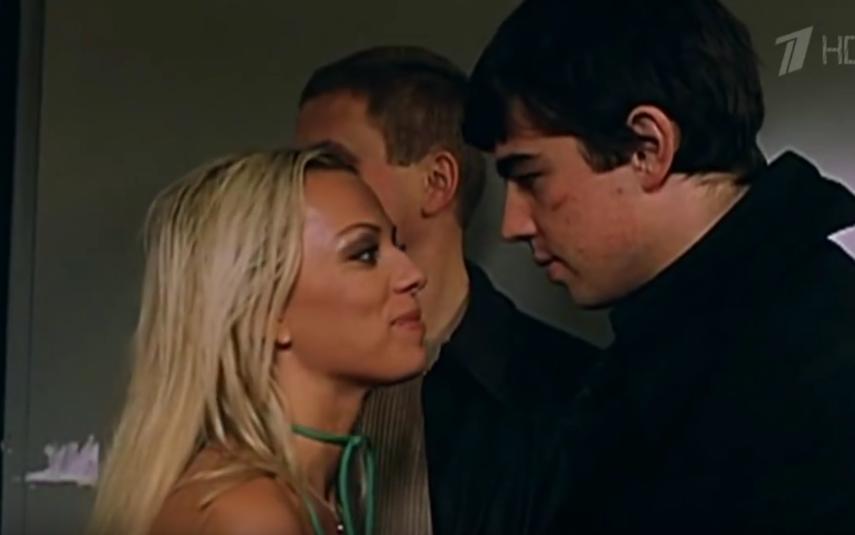 Сергей Бодров-младший. Фото Скриншот Youtube