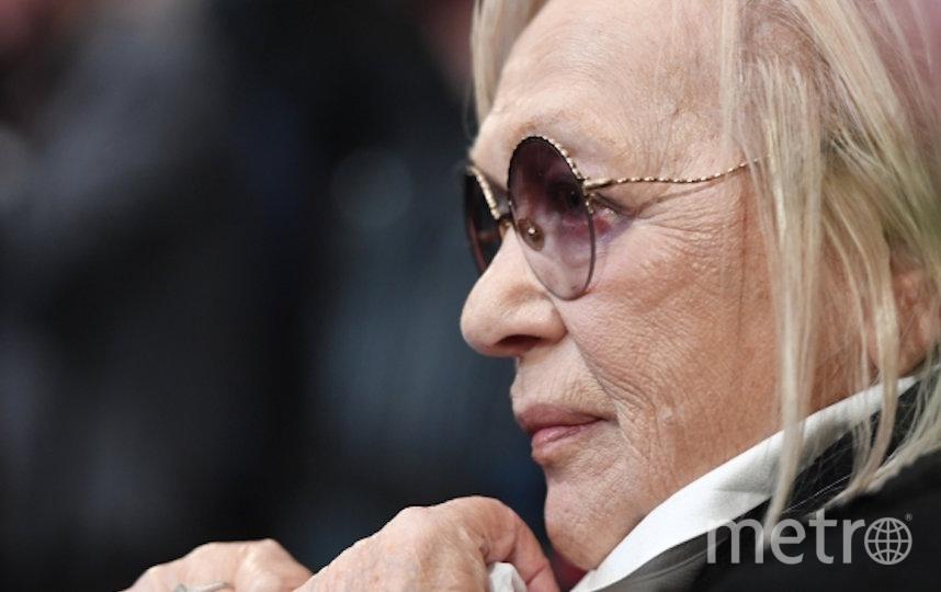 Галина Волчек. Фото РИА Новости