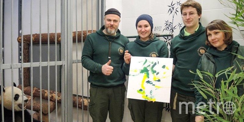 Для занятий были выбраны экологически чистые, нетоксичные краски. Фото mos.ru