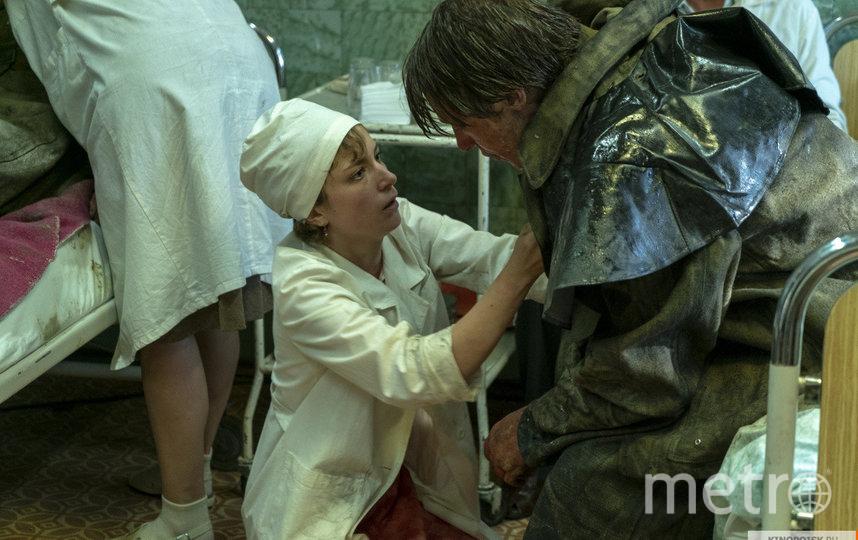 """Кадр из сериала """"Чернобыль"""". Фото Амедиатека , kinopoisk.ru"""