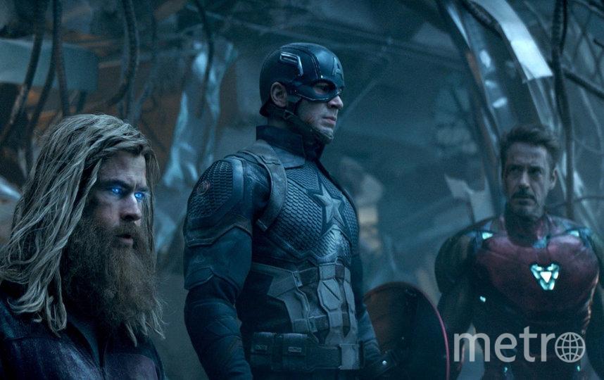 "Кадр из фильма ""Мстители: Финал"". Фото WDSSPR, kinopoisk.ru"