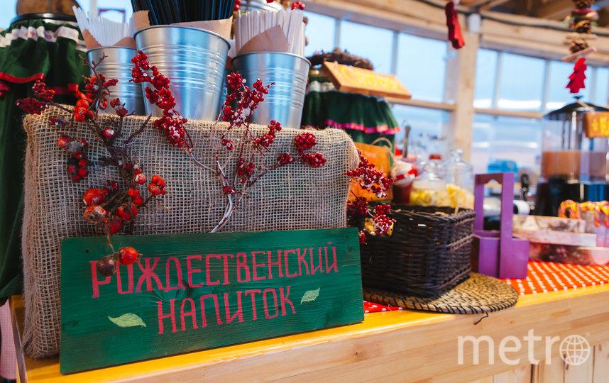 """С 28 декабря до 12 января будет работать ярмарка. Фото предоставлено пресс-службой парка , """"Metro"""""""