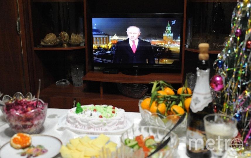 Новогодние праздники – отдушина для россиян. Фото РИА Новости