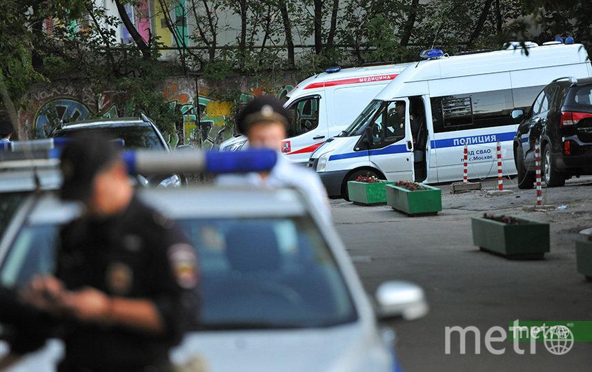В настоящий момент правоохранители выясняют все обстоятельства гибели студента СПбГУ. Фото Василий Кузьмичёнок