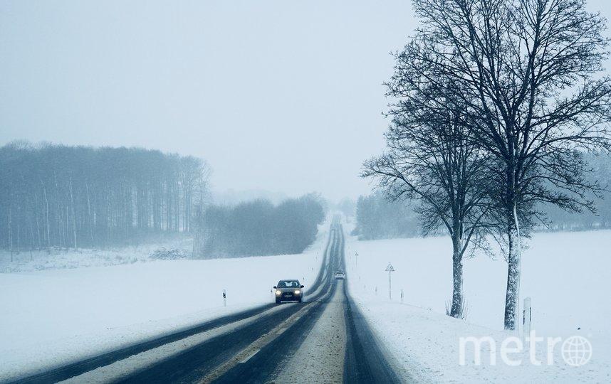 Зимняя погода придёт в Ленобласть и пригород Петербурга, но ненадолго. Фото pixabay.com