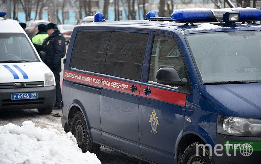 Полиция разыскивает преступников, похитивших крупную сумму из банкомата в Петербурге. Фото Василий Кузьмичёнок