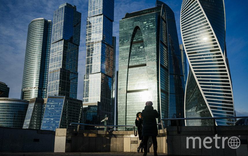Погода в Москве в начале года продолжит оставаться тёплой. Фото AFP