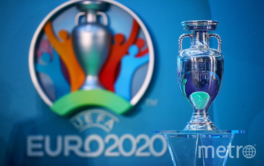 Россия на Евро-2020 два матча проведёт в Петербурге. Фото Getty
