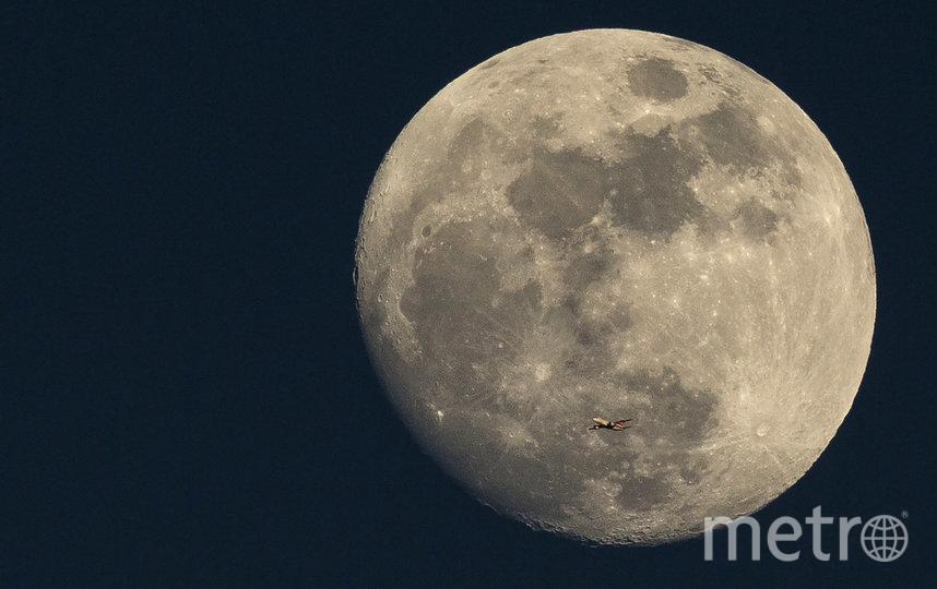 """После того как в сентябре 2019-го попытка индийской межпланетной станции """"Чандраян-2"""" совершить посадку на Луну завершилась неудачей, Индийская организация космических исследований приступила к разработке новой миссии. Фото Getty"""