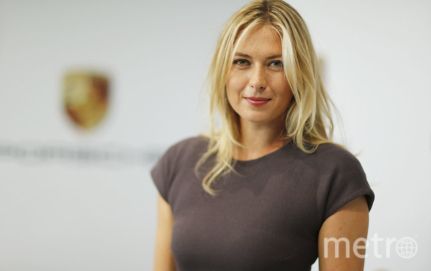 Мария Шарапова. Фото Getty