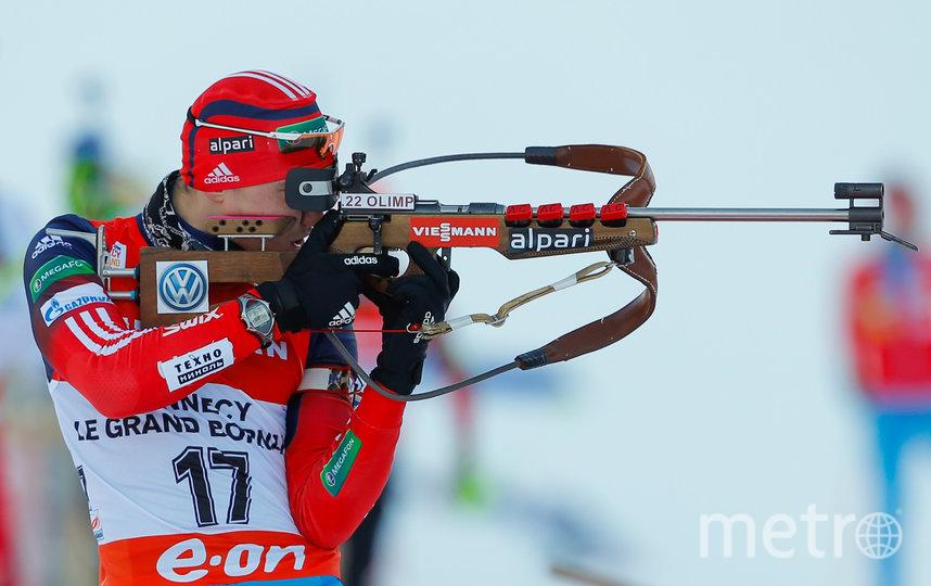 Александр Логинов. Фото Getty