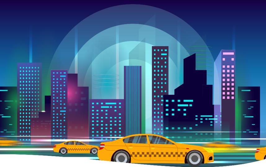 Приложение такси AltoCar.