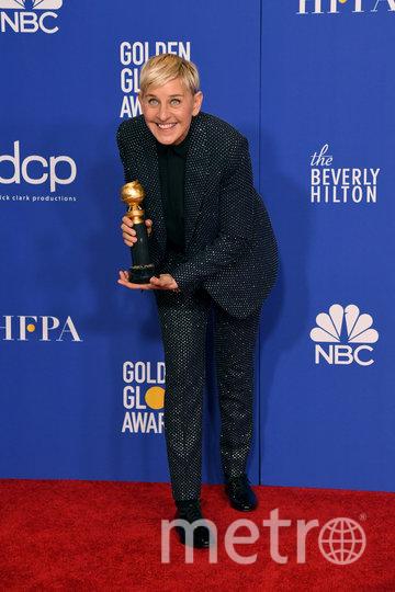 Эллен Дедженерес. Фото Getty