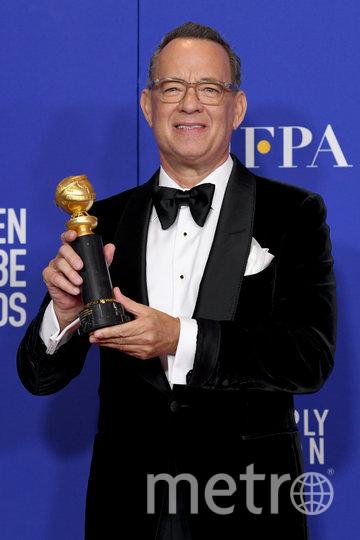 Том Хэнкс. Фото Getty