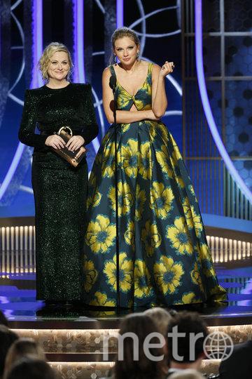Эми Полер и Тейлор Свифт. Фото Getty
